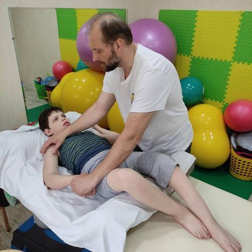 детский остеопат реабилитация детей харьков
