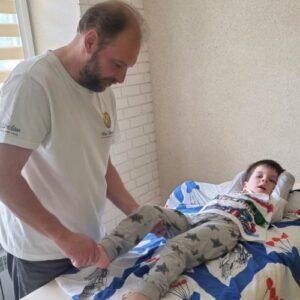 Остеопатия для детей Харьков фото