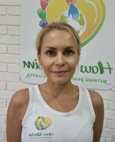 детский реабилитолог Орлова Вита