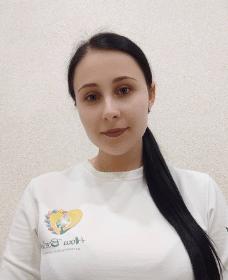 Винник Анастасья коррекционный педагог, эрготерапевт