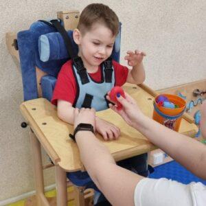 Эрготерапевт Харьков. Эрготерапия для детей фото