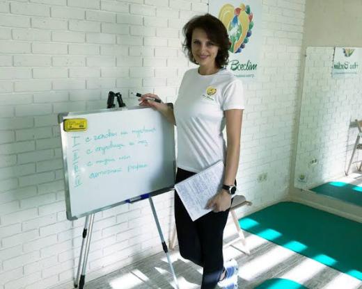 Светлана Шугалиева, обучение родителей и специалистов