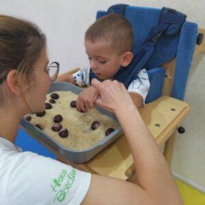 сенсорная интеграция для лечения алалии у детей